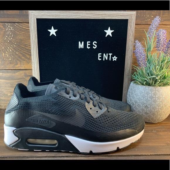 reputable site 01e98 4123e Nike Air Max 90 Ultra 2.0 Flyknit Men s Shoes